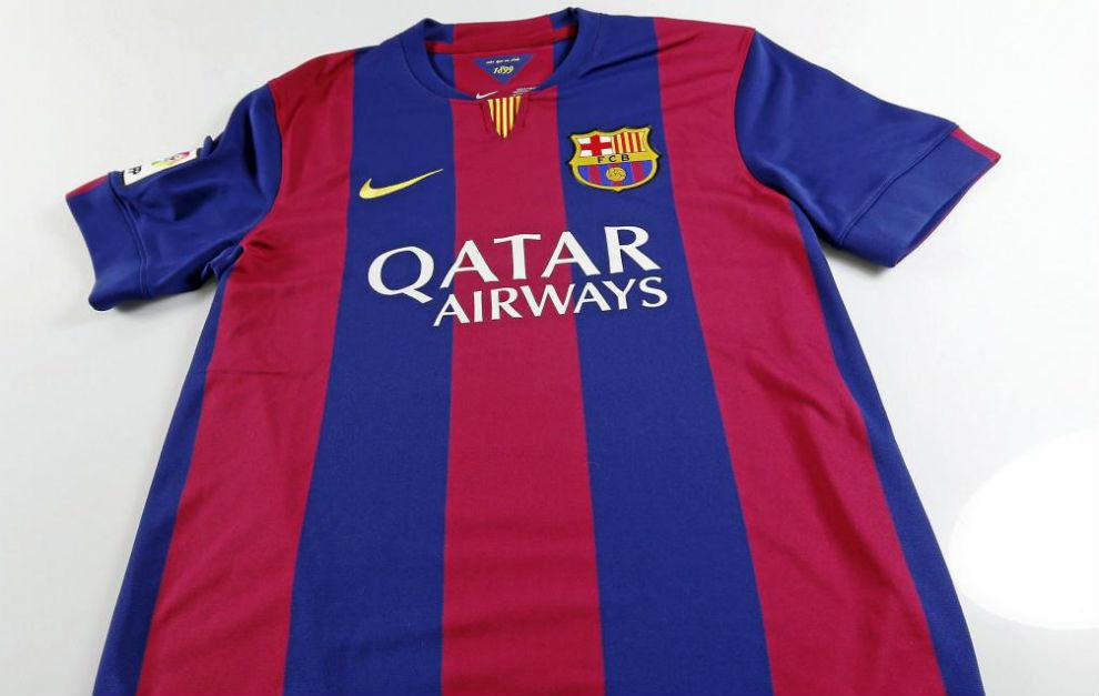 FC Barcelona  Nike fabricará la próxima camiseta sin publicidad ... f14ec969e2d46