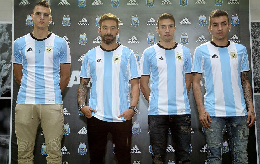 Argentina arranca la temporada con nueva piel  bdf1f8790563e
