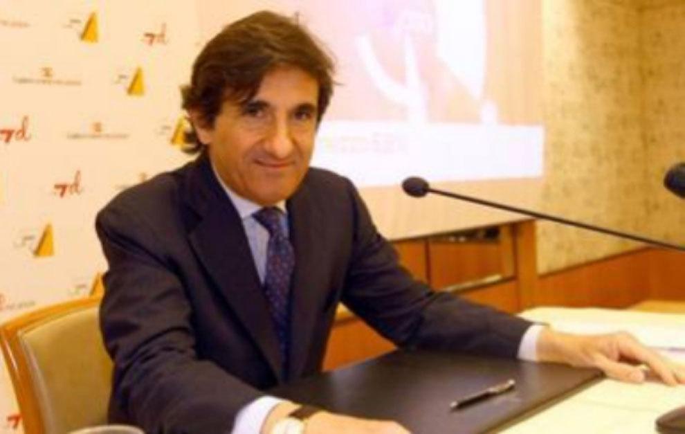 El empresario italiano Urbano Cairo.