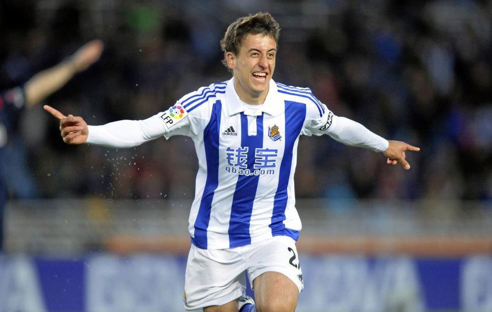 Mikel Oyarzabal: Coming of age with maturity | MARCA English