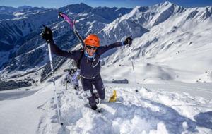 Kilian Jornet, esquiador de monta�a y tetracampe�n mundial de...