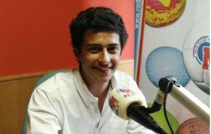 Nacho Pl�, l�der de la Asociaci�n 'Barcelona con la Selecci�n', en...