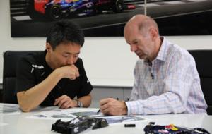 Adrian Newey ya dise�� un coche para el videojuego Gran Turismo 6