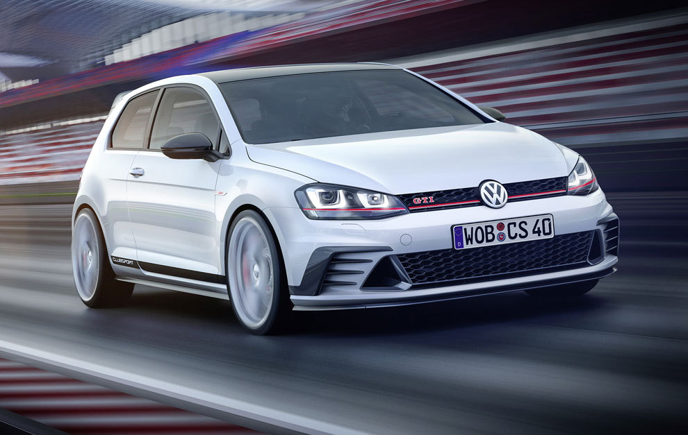 Volkswagen Golf Clubsport