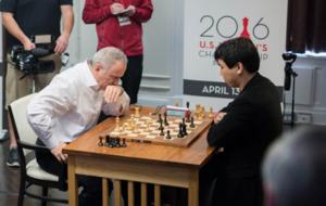 Kasparov VS Nakamura