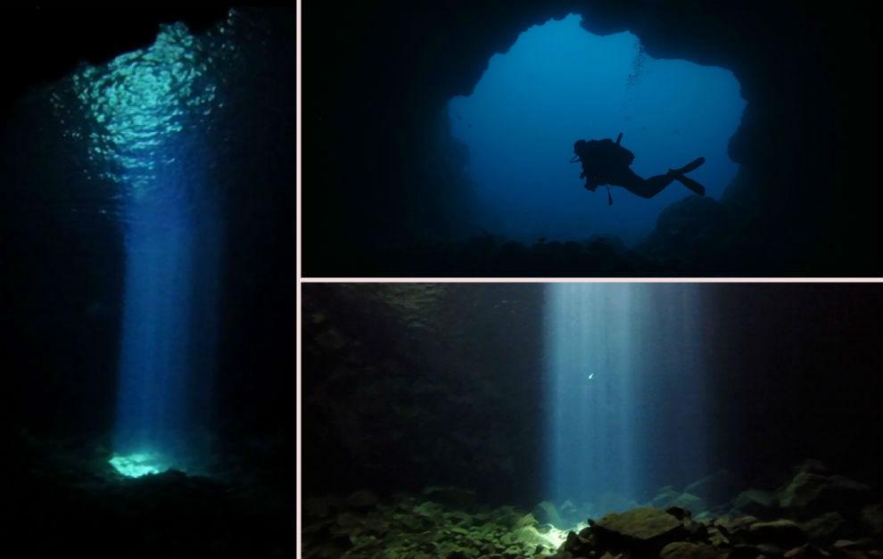 En el blog de MARCA 'Bajo el mar' nos adentramos en la cueva más...
