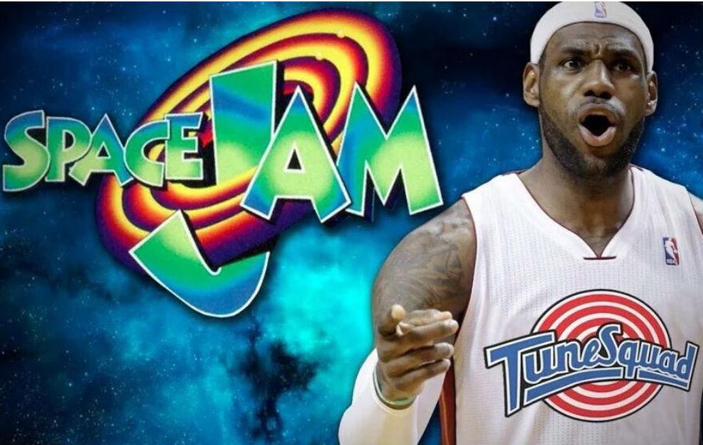 Lebron James será el sustituto de Jordan en la saga Space Jam.