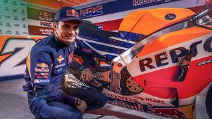 Dani Pedrosa en el GP de Jerez.