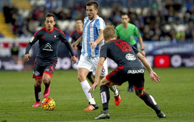 Celta vs Málaga en directo