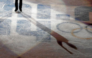 Una imagen de los Juegos Ol�mpicos de Sochi.