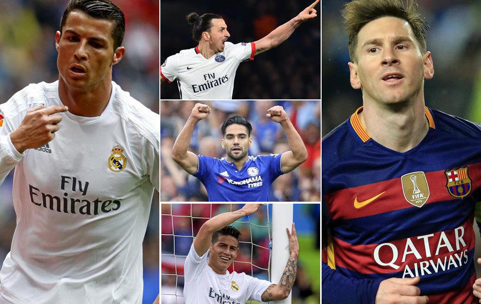 Los 20 futbolistas mejor pagados del planeta - Forbes ha elaborado una lista  de los jugadores de...  c1ad778dabe00