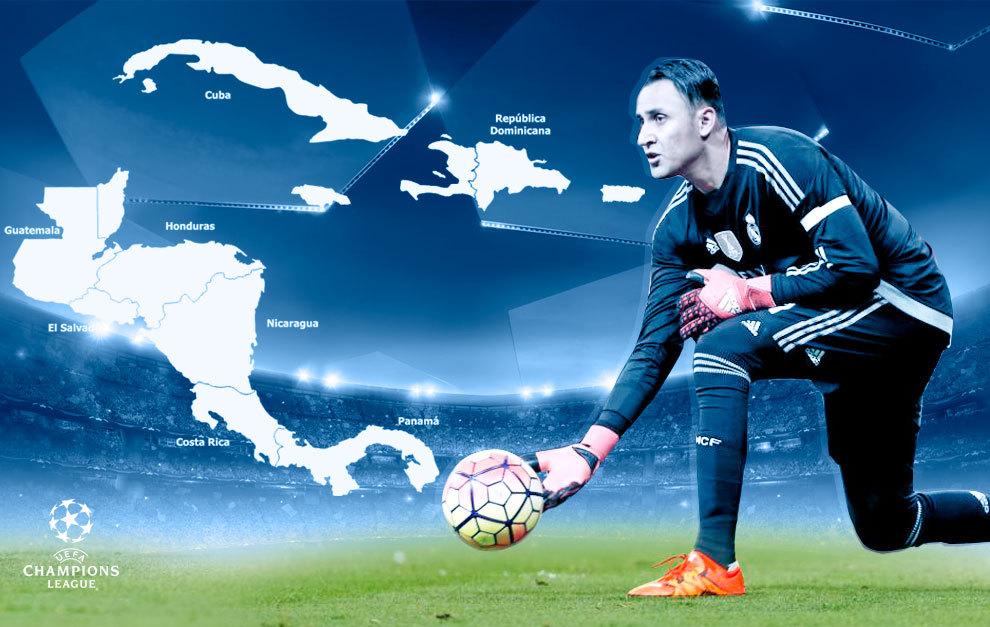 Keylor Navas puede ser el primer centroamericano en levantar una...