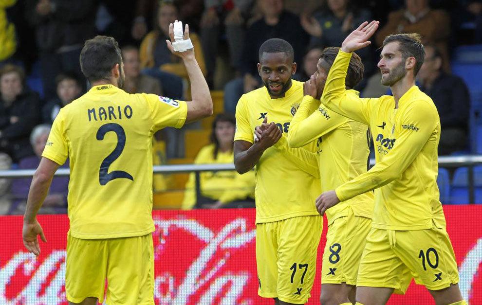 b10f02703 Villarreal 2015 16 season review  Bakambu fires Yellow Submarine into Europe