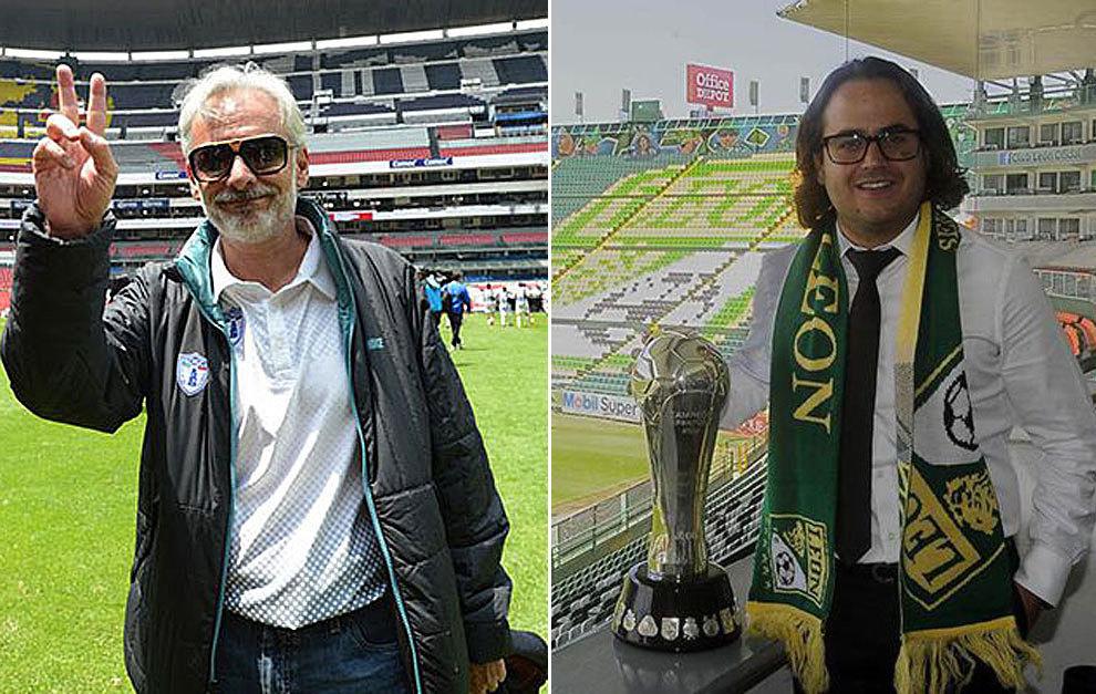 Jesús Martínez Patiño y Jesús Martínez Murguía, padre e hijo,...