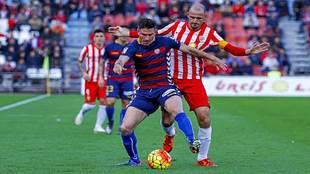 Soriano, ahora el técnico, disputó como jugador el partido de la ida