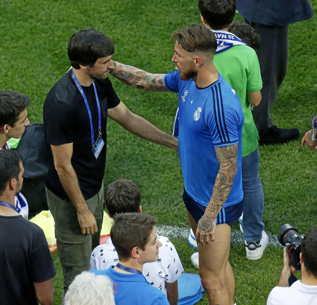 Transfer Market Real Madrid S 570m Euros For: Photos From Real Madrid's Training Session At San Siro