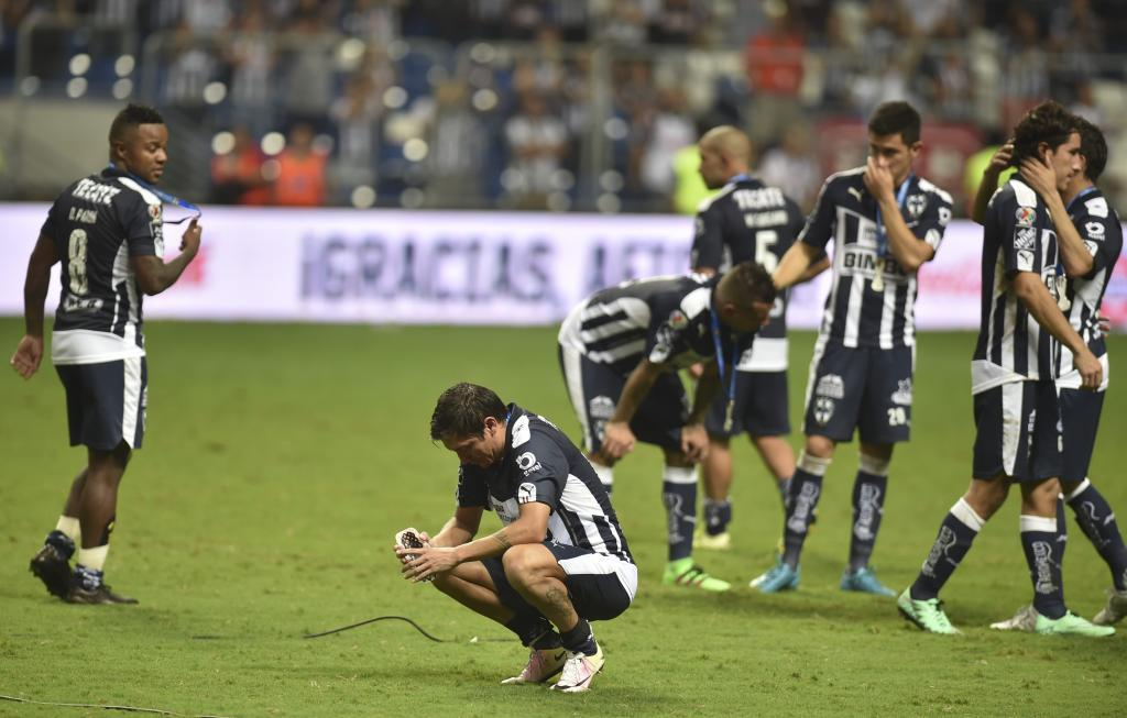 Rayados ha sufrido con las derrotas en finales
