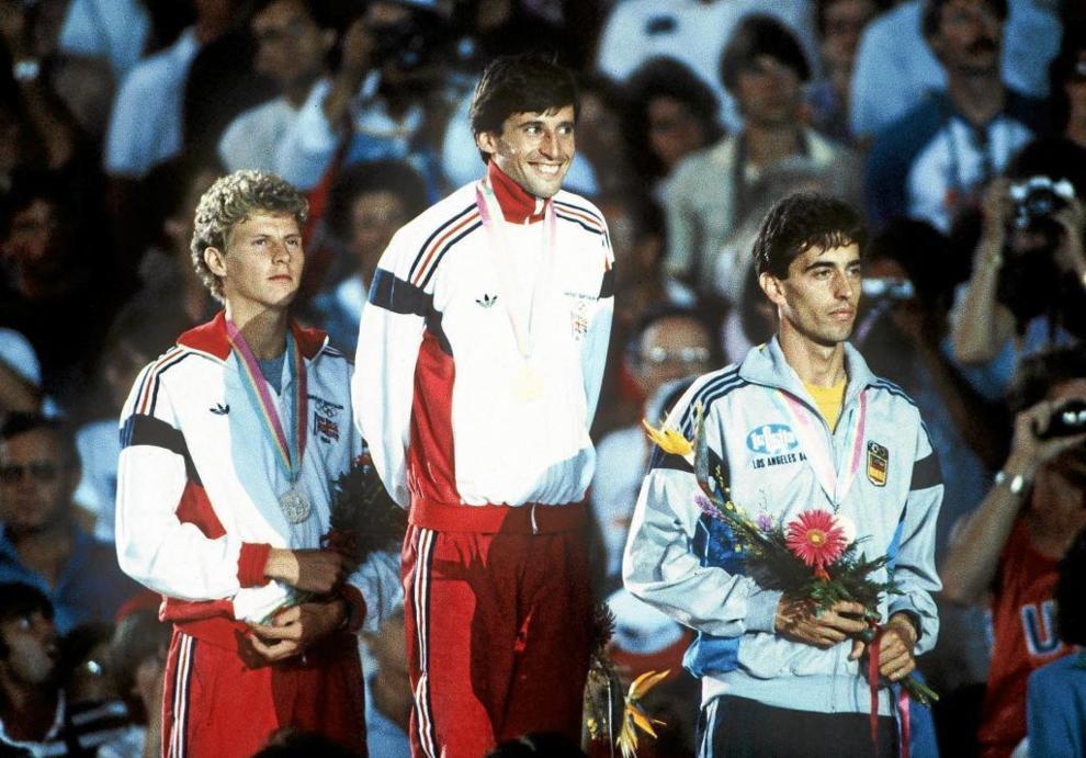 José Manuel Abascal, cuatro años después, logró el bronce en los...