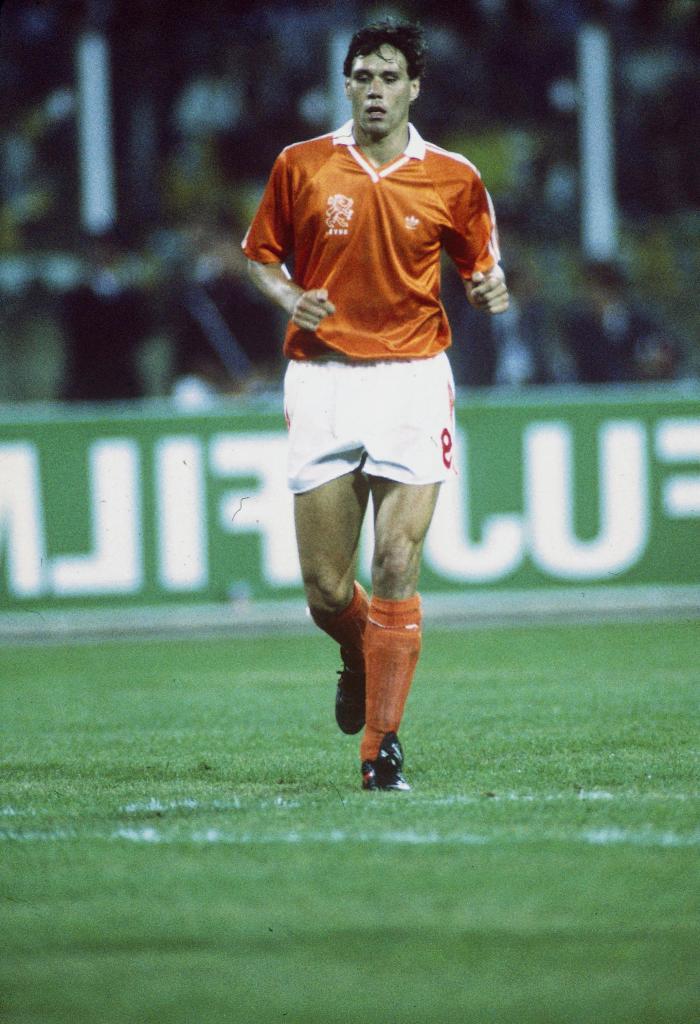 2. Marco Van Basten