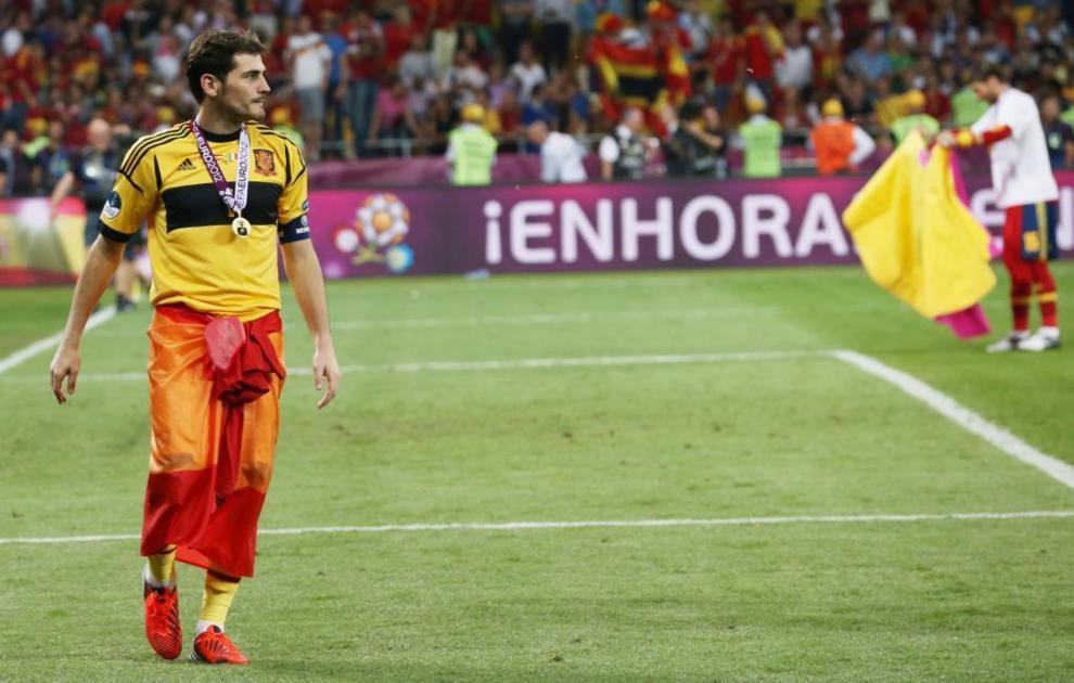 11. Iker Casillas