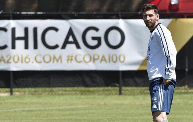 Argentina vs Panamá en directo