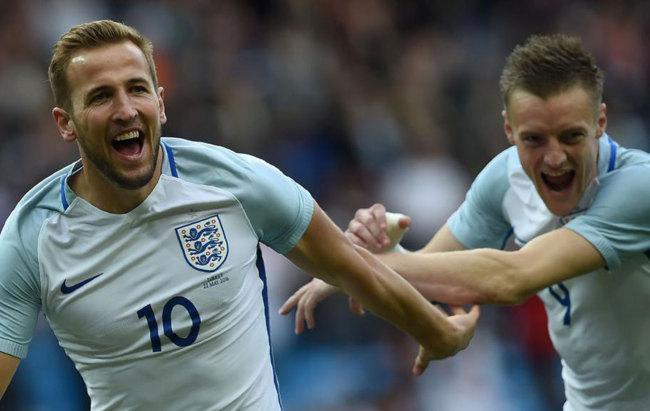 Inglaterra vs Rusia en directo