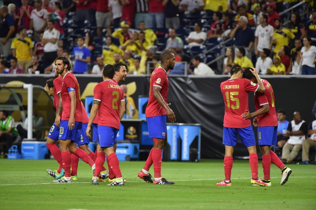 Costa rica se despidió de la copa américa con...   Marca.com