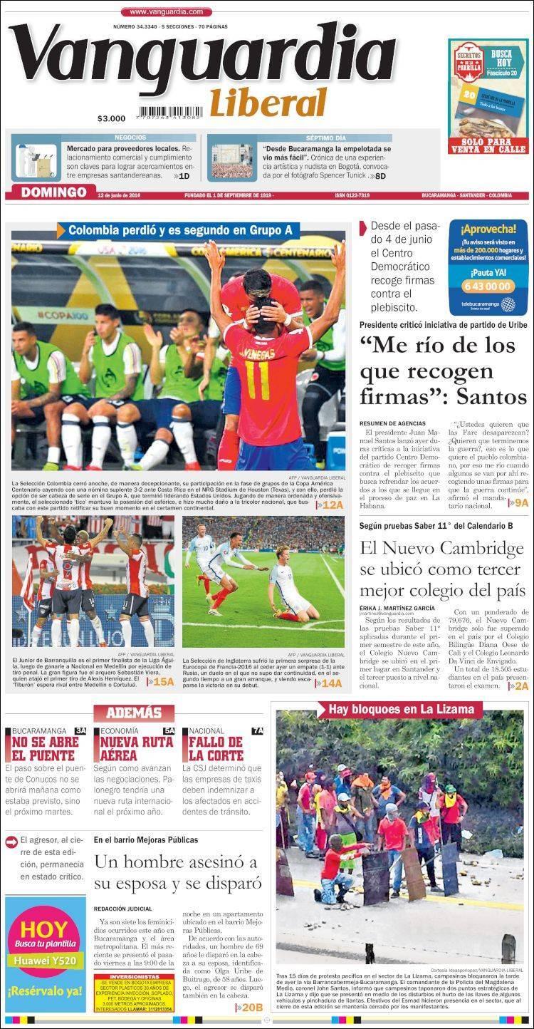 Vanguardia Liberal (Colombia)