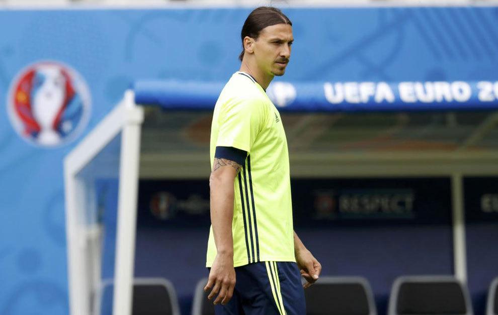 """Ibrahimovic: """"Los lentos también podemos ser buenos"""""""