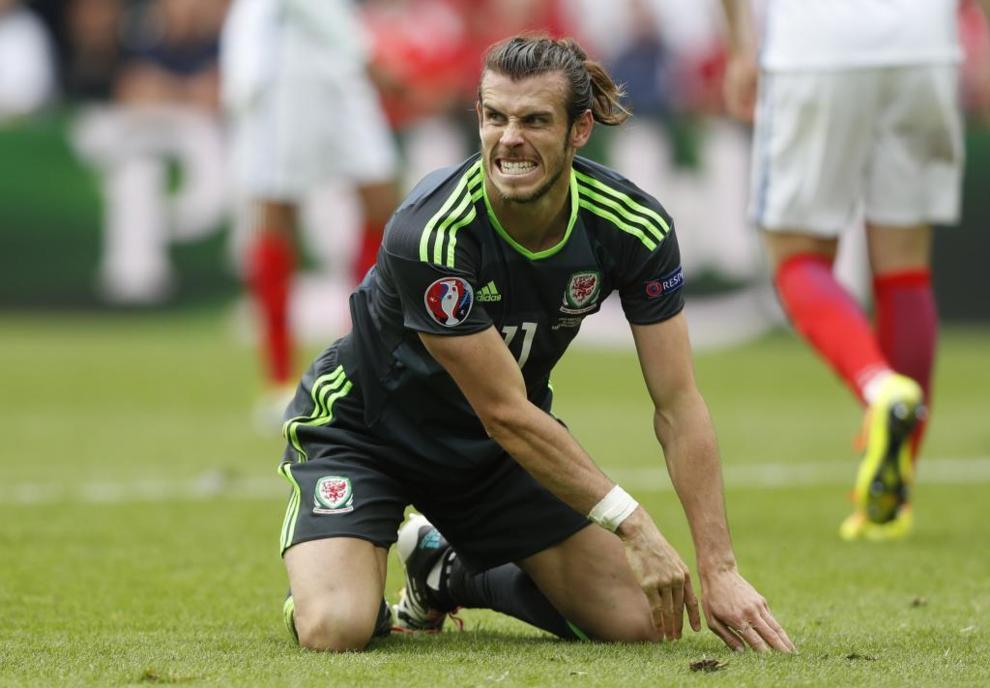 Bale enseñó los dientes a Inglaterra. Suyo fue el gol galés.