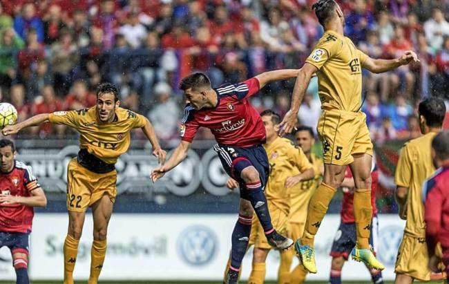 Girona vs Osasuna en directo