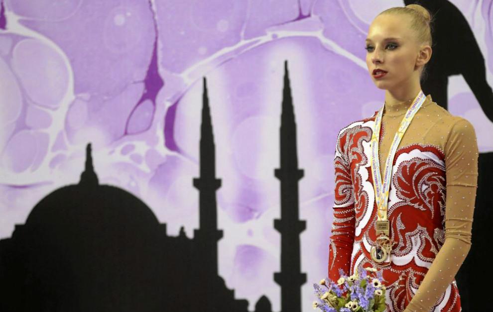 Yana Kudryavtseva, en imagen de archivo