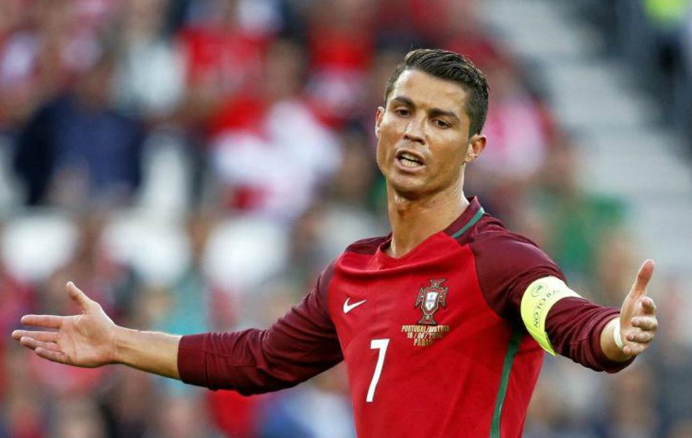 Eurocopa 2016  Portugal sería ahora mismo el cruce de España  8b0c736b892b8