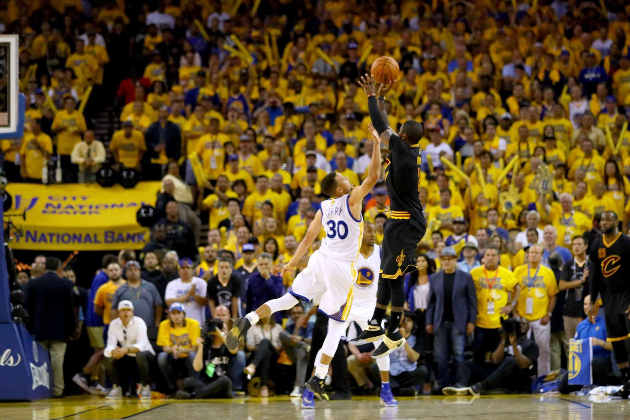 Cavaliers campeones NBA  Curry se culpa del anillo perdido