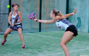 Cata Tenorio y Victoria Iglesias