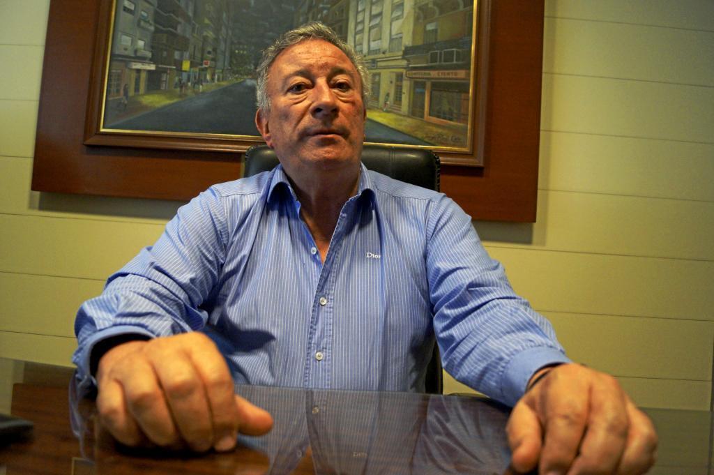 Luis Segura en una entrevista realizada por MARCA.com.