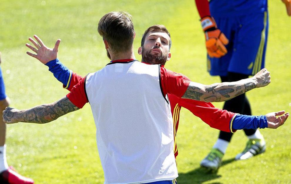 Italia vs España en directo
