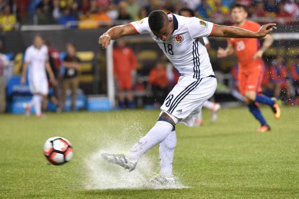 El descanso más largo de la Copa América. La fuerte tormenta que...