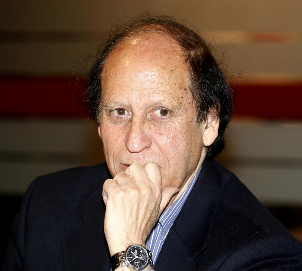 Luis Palmero, en una imagen de 2012.
