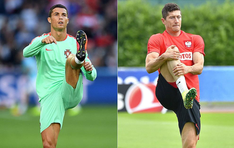 Polonia vs Portugal en directo
