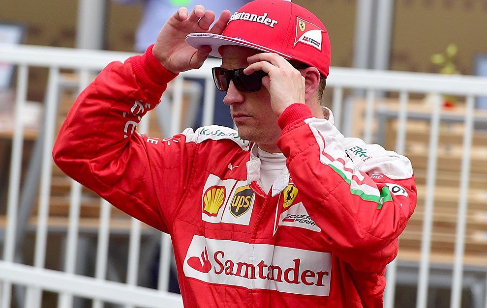 Kimi Raikkonen sigue sin saber su futuro.