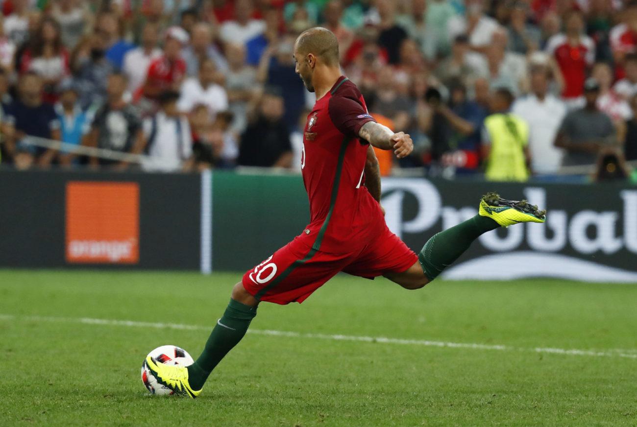 Quaresma marca el gol de la victoria en la tanda de penaltis