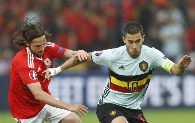 Gales vs Bélgica en directo