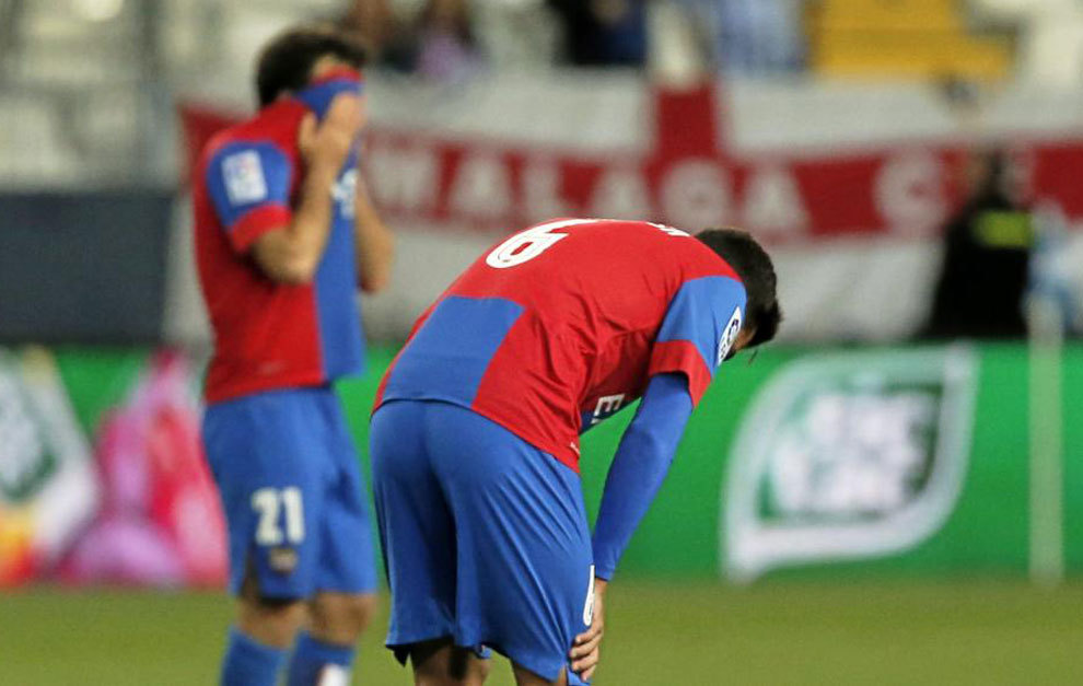 El Levante descendió a Segunda la temporada pasada.