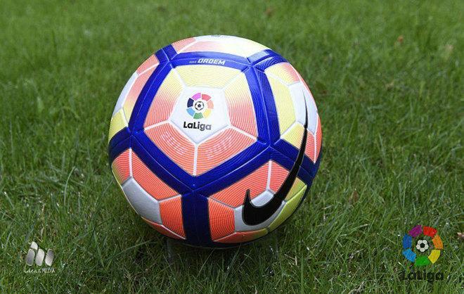 67b430b30a473 LaLiga  LaLiga presenta el balón de la próxima temporada