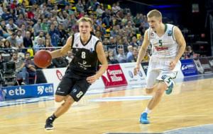Tobias Borg en la pasada edici�n de la Eurocup
