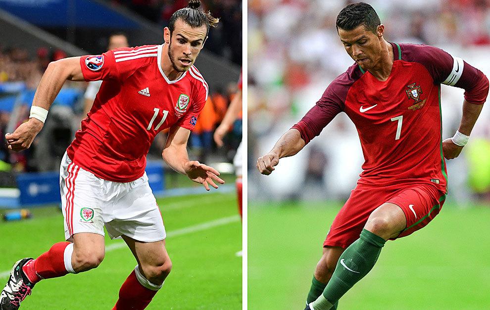Portugal vs Gales en directo