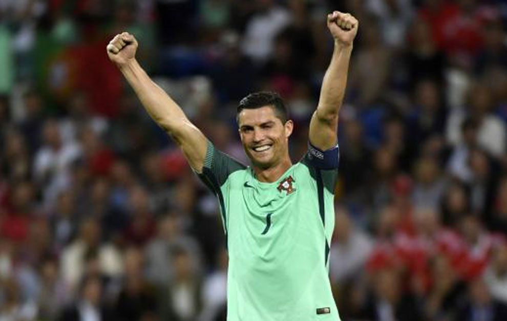 Cristiano Ronaldo awarded match MVP by UEFA for semi-final performance