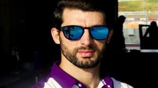'Pechito' López, con la camisa de su nueva escuadra