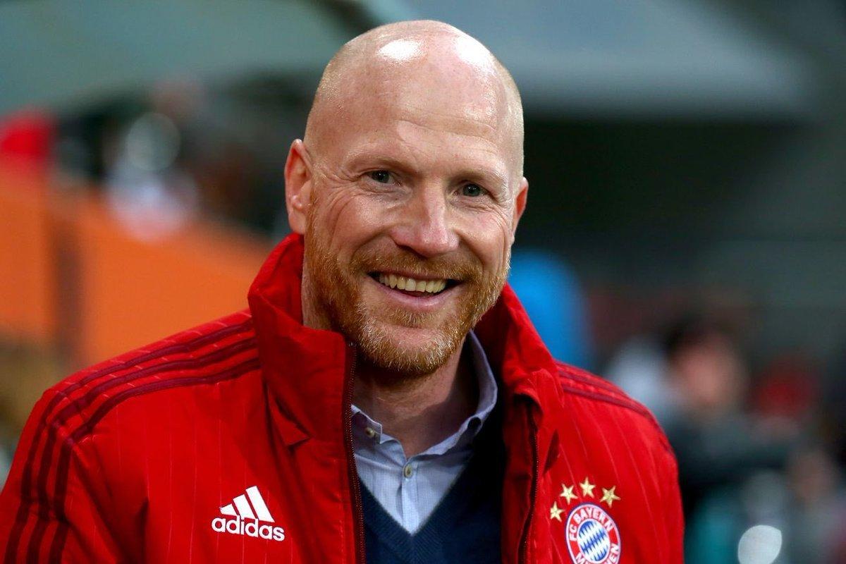 Sammer, durante su etapa en el Bayern.